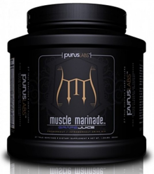 Muscle marinade reviews